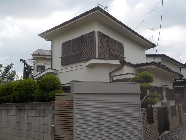 小平市G様邸 外壁・屋根塗装工事