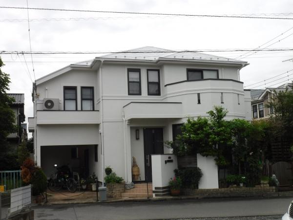 東久留米市G様邸 外壁・屋根塗装工事