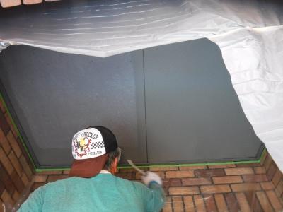 稲城市T様邸外壁塗装工事/付帯部塗装