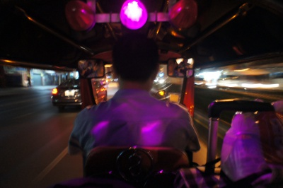 番外編:世界一周体験記/タイ・バンコク到着→ホテルへ