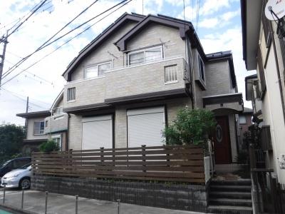 【外壁、屋根塗装】稲城市Y様邸
