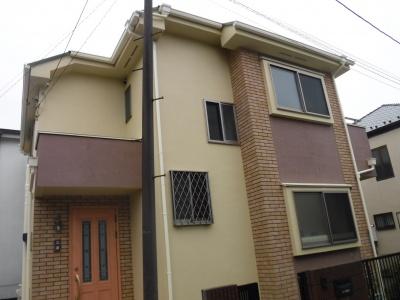 【外壁・屋根塗装工事】稲城市M様邸