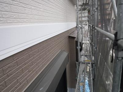 【外壁・屋根塗装工事】稲城市テラスハウスS