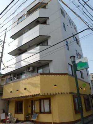 【外壁塗装工事】国立市Hビル