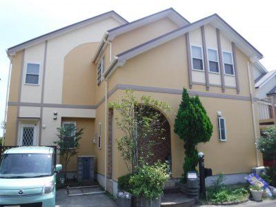 【屋根•外壁塗装工事】稲城市N様邸