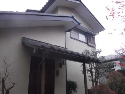 【外壁塗装工事】八王子市S様邸