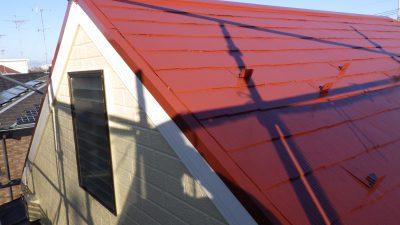 【屋根•外壁塗装工事】稲城市W様邸