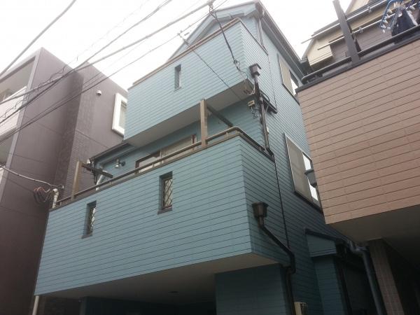 三鷹市H様邸 外壁・屋根塗装工事及びシーリング工事