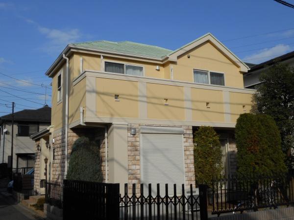 三鷹市T様邸 外壁・屋根塗装工事・シーリング工事