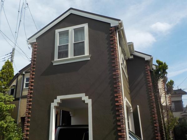 川崎市麻生区A様邸 外壁・屋根塗装工事