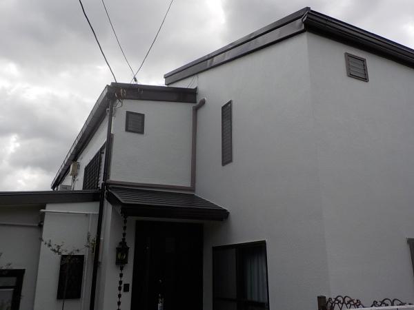 調布市S様邸 外壁塗装工事