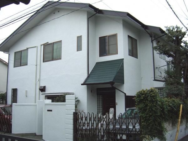 三鷹市K様邸 外壁・屋根塗装工事