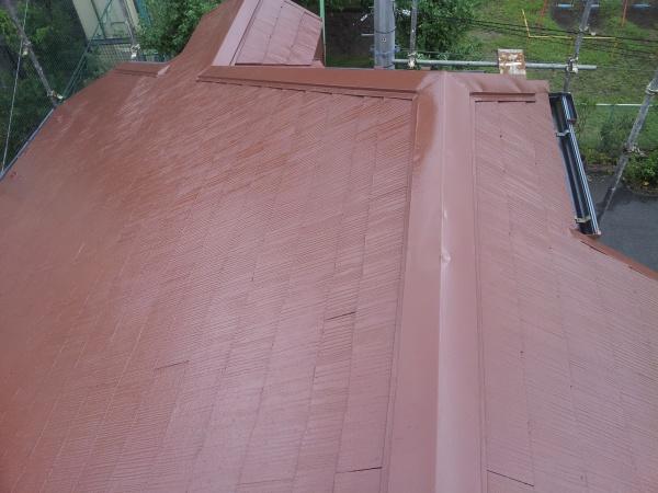 三鷹市Y様邸 屋根塗装工事