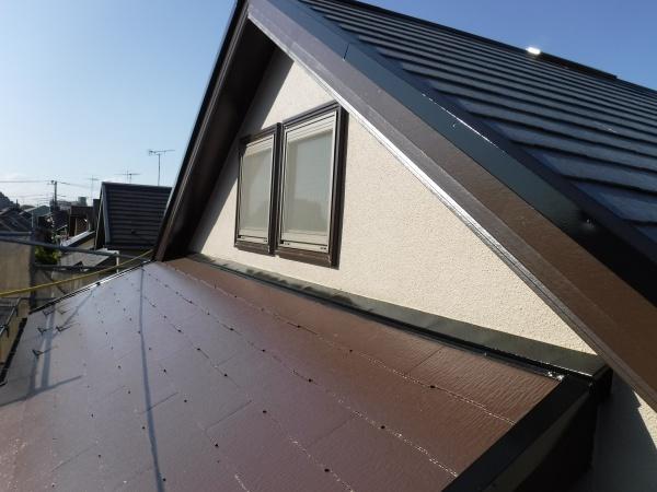調布市O様邸/外壁・屋根上塗り後