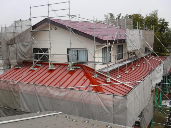 立川市M様邸 外壁・屋根塗装工事