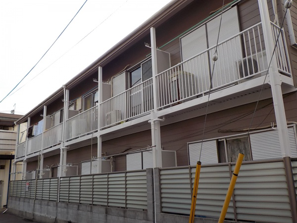 府中市Nハイツ 外壁・屋根塗装・シーリング工事