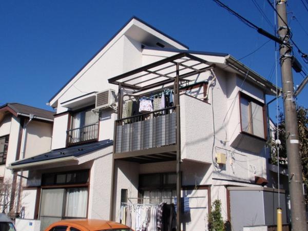 小金井市M様邸 外壁・屋根塗装工事