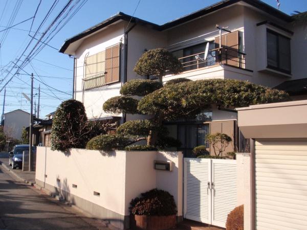 狛江市S様邸 外壁・屋根塗装工事