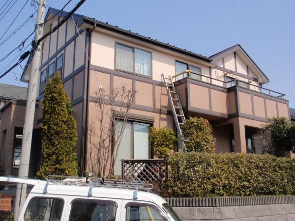 町田市S様邸 外壁・屋根塗装工事