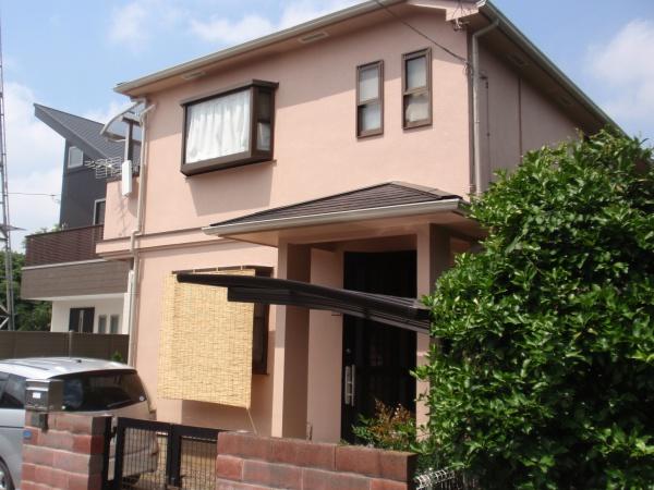 小金井市A様邸 外壁・屋根塗装工事