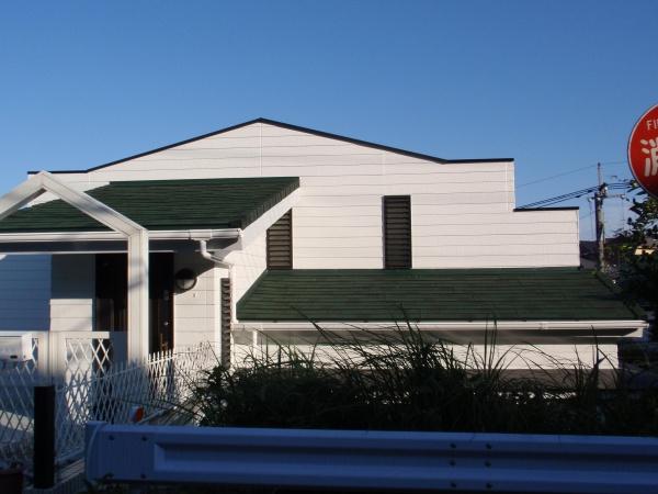 川崎市M様邸 外壁塗装・屋根工事