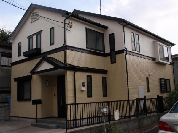 世田谷区F様邸 外壁・屋根塗装工事