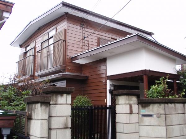 狛江市F様邸 外壁・屋根塗装工事
