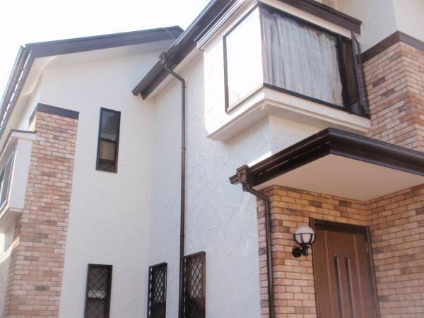 調布市K様邸 外壁・屋根塗装工事