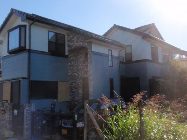 日野市H様邸 外壁・屋根塗装工事