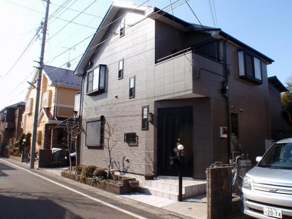 小平市G様邸 外壁・屋根塗装・シーリング工事