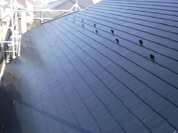 練馬S様邸 屋根、外壁塗装工事(ご紹介物件です。)