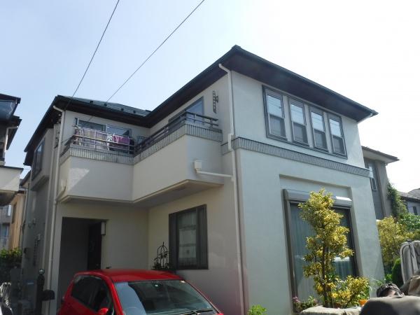 小金井市S様邸 外壁・屋根塗装工事