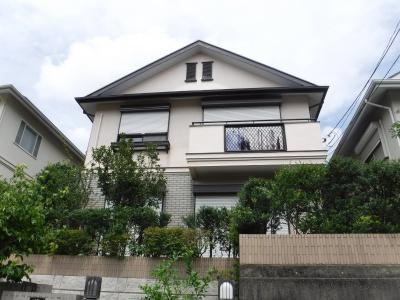 町田市H様邸 外壁・屋根塗装工事