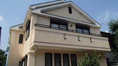 杉並区K様邸 外壁・屋根塗装工事