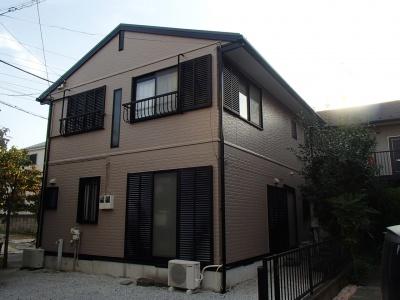 【外壁、屋根塗装・シーリング工事】東大和市K様邸