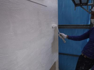 ***外壁塗装入門*** ~塗装工事の流れ②~