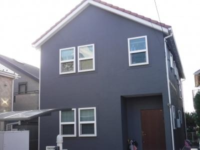 【外壁塗装工事】稲城市Y様邸