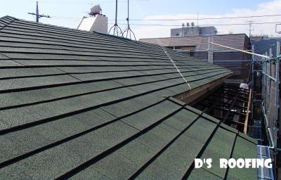耐久年数50年!?超高耐久屋根材 ◆ ディーズルーフィング ◆