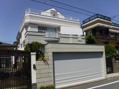 【外壁・屋根塗装/屋上防水工事】練馬区M様邸