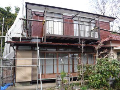 【屋根塗装•外壁塗装工事】K工務店様