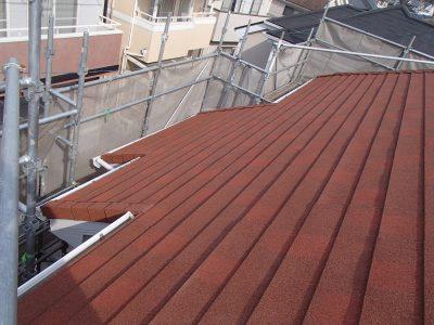 【屋根カバー工法】東大和市M様邸