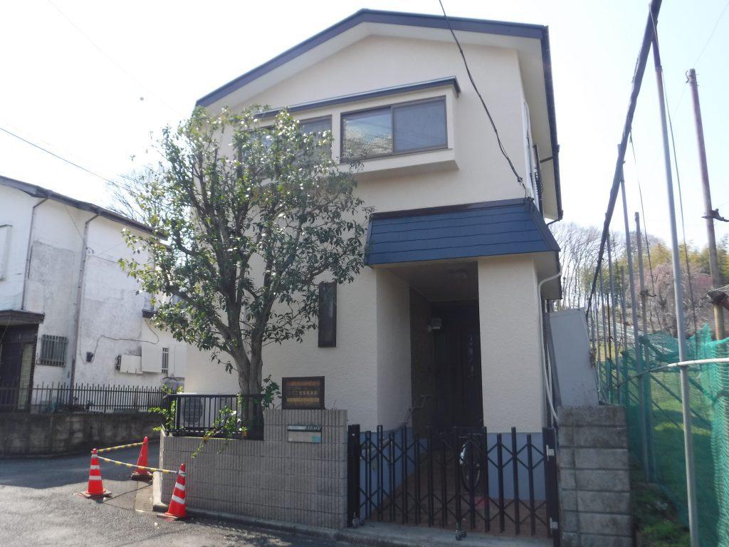 【外壁塗装工事】稲城市K様邸