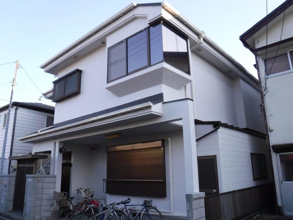 【屋根・外壁塗装工事】稲城市N様邸