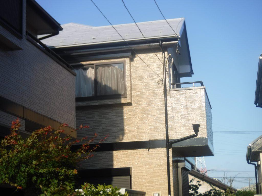 【屋根・外壁塗装工事】日野市K様邸