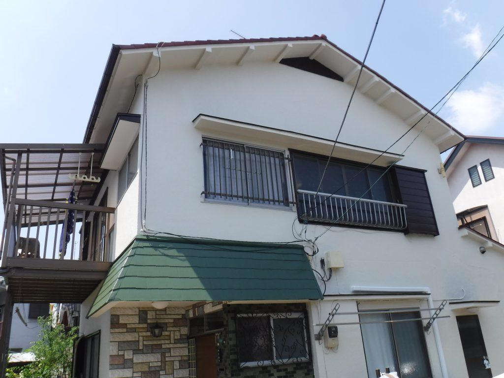 【屋根・外壁塗装工事】稲城市O様邸/Oアパート