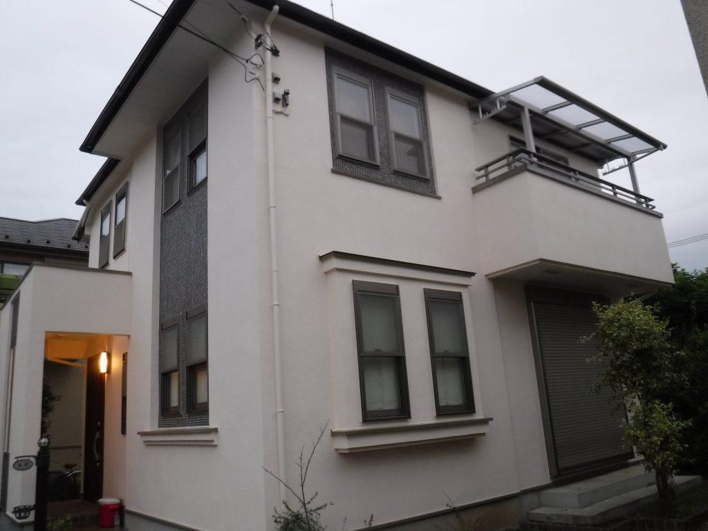 【施工例タイムラプス】屋根・外壁塗装工事小金井市H様邸