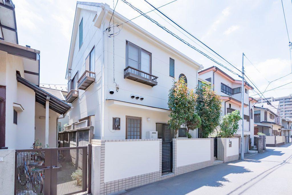 【外壁塗装・屋根葺き替え工事】小金井市K様邸