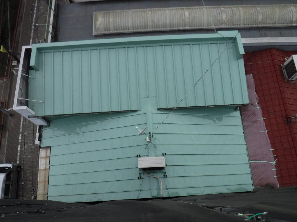 金属屋根の種類