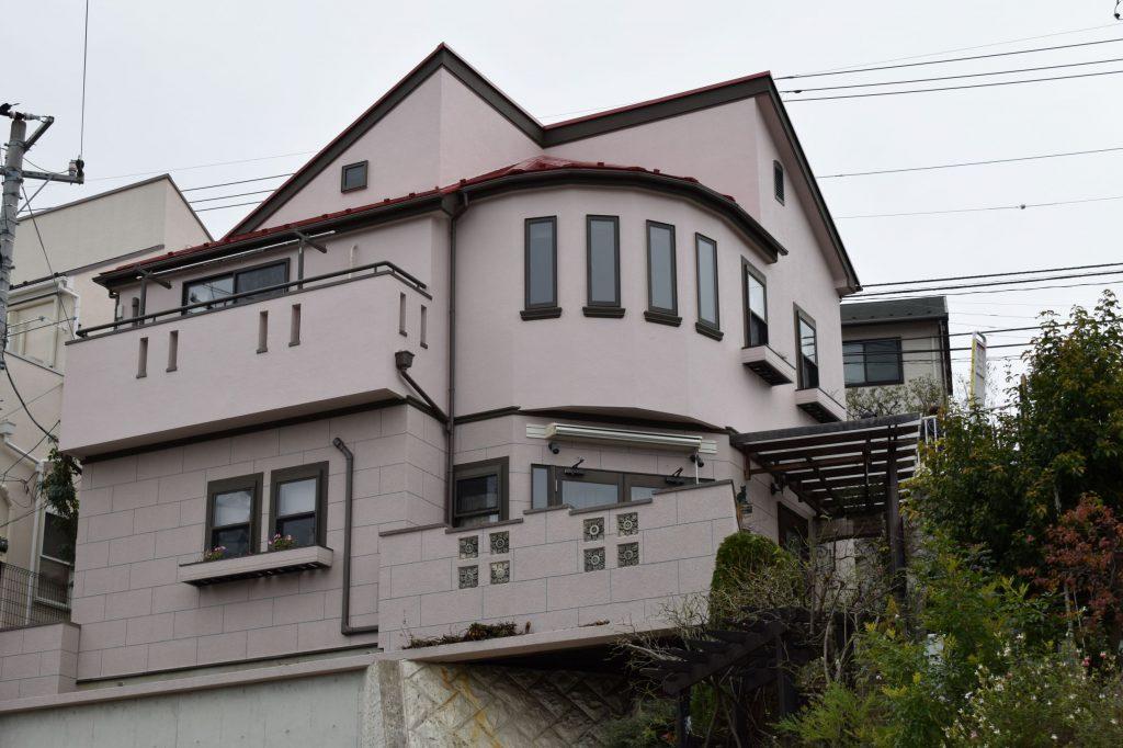 【施工例タイムラプス】外壁・屋根塗装工事川崎市S様邸