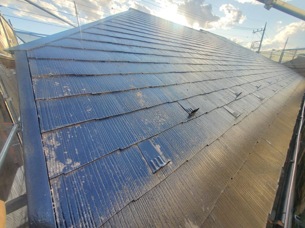 【施工例タイムラプス】外壁・屋根塗装工事立川市N様邸